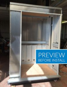Preview Lift Install